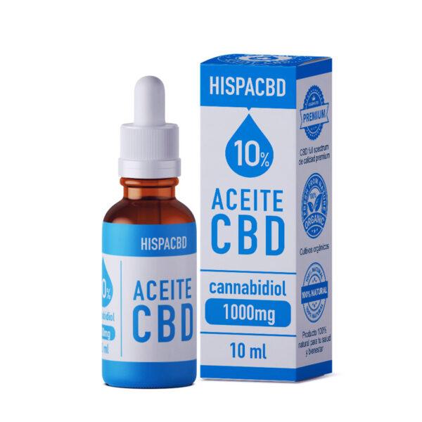 Aceite CBD 10% 1