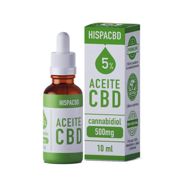 Aceite CBD 5% 1