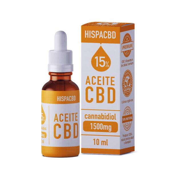 Aceite CBD 15% 1