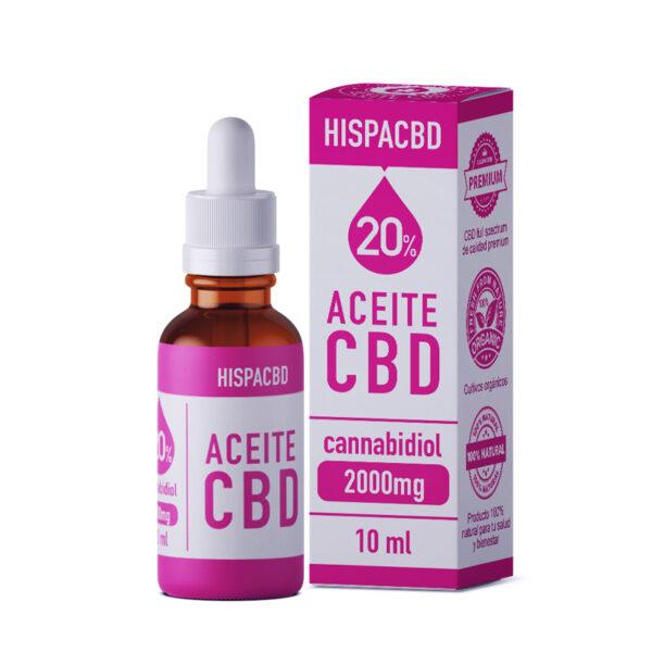 Aceite CBD 20% 1