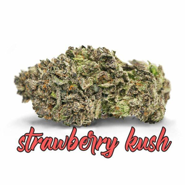 Strawberry CBD 1