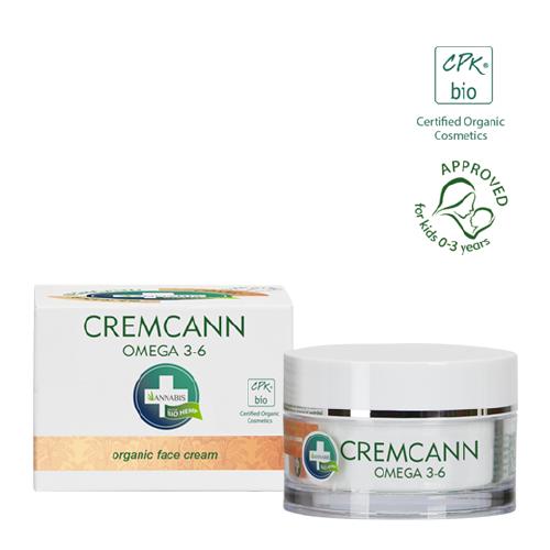creamcann crema de cannabis hidratante piel sensible y rosacea