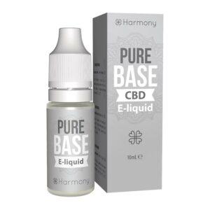 liquidos de cbd pure base sin sabor
