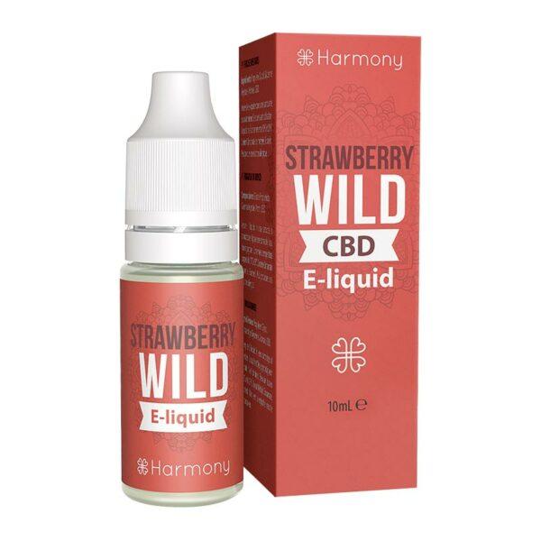 liquido de cbd wild strawberry