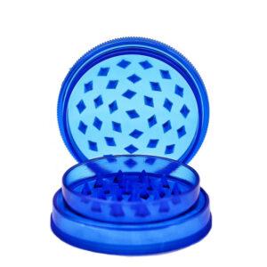 grinder transparente