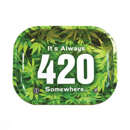 bandeja de liar 420 cannabis cbd