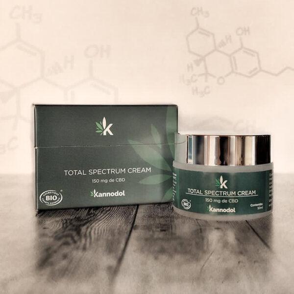total spectrum cream kannodol